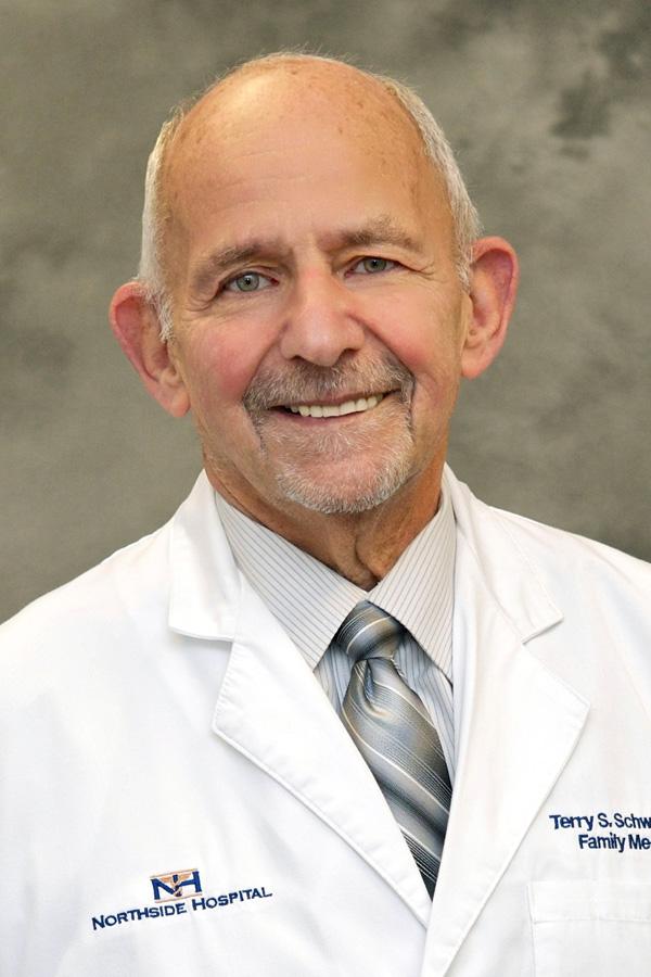 Dr  Terry Schwartz